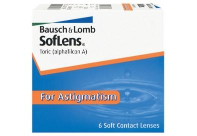 SofLens® Toric for Astigmatism