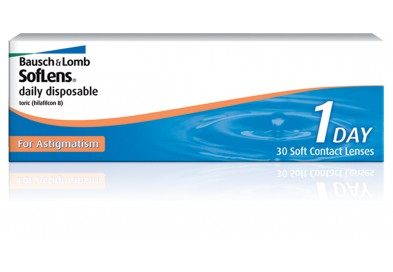 SofLens® Daily for Astigmatism