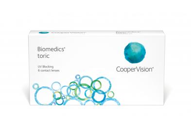 Biomedics® Toric 1-Month