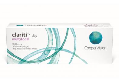 Clariti® 1 Day Multifocal