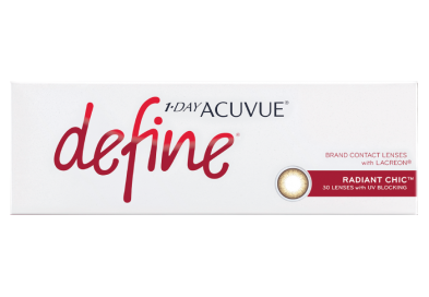 1-Day Acuvue® Define® with Lacreon® Radiant Chic