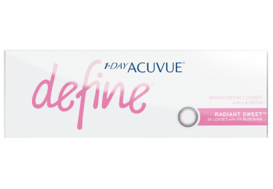 1-Day Acuvue® Define® with Lacreon® Radiant Sweet