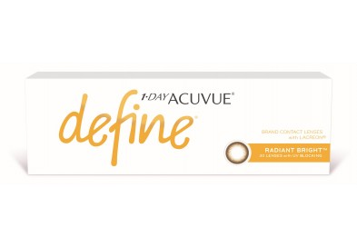 1-Day Acuvue® Define® with Lacreon® Radiant Bright