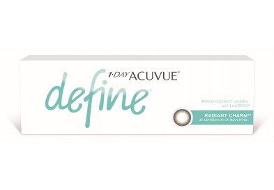 1-Day Acuvue® Define® with Lacreon®  Radiant Charm
