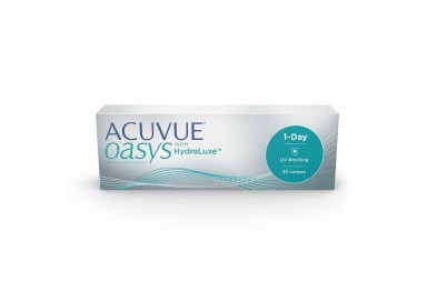1-Day Acuvue® Oasys with Hydraluxe™