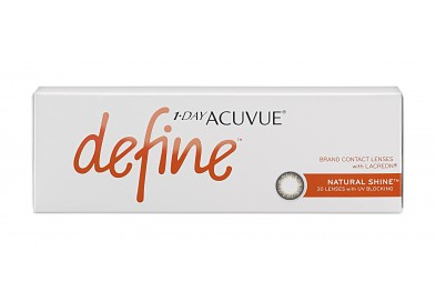 1-Day Acuvue® Define® with Lacreon® Natural Shine