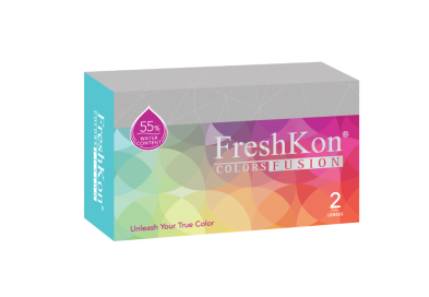 FreshKon® Colors Fusion 1-Month
