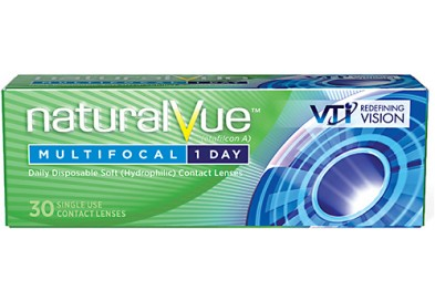 NaturalVue Multifocal 1-Day